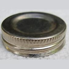ALADDIN  brand NICKEL FILLER CAP for alladin nickle or glass oil lamp