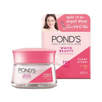 Pond's white beauty skin spot less day cream SPF15 vitamin B3+ oil control 12hr