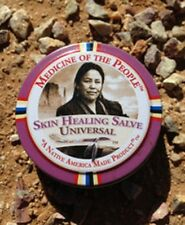 Navajo Medicine Of The People Skin Healing Salve - Universal .75 oz POW WOW