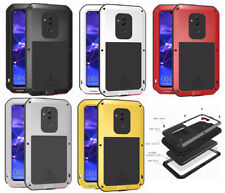 For Huawei Mate 20 Lite 3D Shockproof Waterproof Gorilla Glass Metal Rugged Case