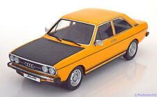1:18 KK-Scale Audi 80 GTE 1972 ochre-yellow/black