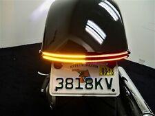 Honda Fury Double Row Under Fender LED Run/Brake/Turn Light Bar w/ Clear Lens