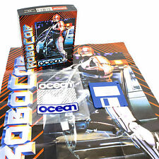 "Robocop for IBM PC 3.5"" in Big Box by Data East, 1989, MS-DOS, Sci-Fi, CIB, VGC"