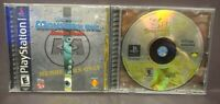 Shrek & Monsters Inc.  Playstation 1 2 PS1 PS2 Game Complete Working Tested Lot