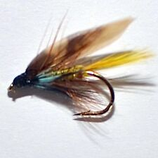 32 Traditional Irish & Welsh Trout Wet  Fishing Flies by Dragonflies
