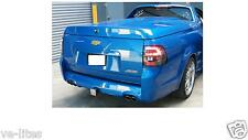 Black LED TAIL LIGHTS for Holden Commodore VE Ute SS SV6 SSV Omega Thunder Maloo