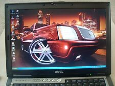 DELL D620 2GB,80GB,  Win XP, Cheap Laptop Lap Top Notebook wifi, SERIAL Port.