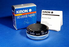 Canon FD Fit Kiron 55mm Reverse Ring Adapter ** Boxed & Mint **