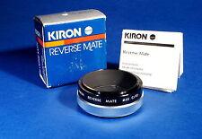 Canon FD FIT KIRON 55mm Reverse Anello Adattatore ** BOXED & Nuovo di zecca **