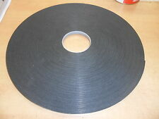 Roll security glazing tape foam double sided Jeld wen windows 2mm black jeldwen