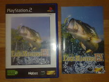 Lake Masters Ex pour Sony Playstation 2 (PS2)