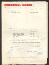 """ROUBAIX (59) LAINE à TRICOTER & MERCERIE """"PINGOUIN & STEMM"""" en 1969"""