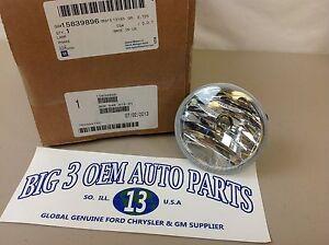 Chevrolet Camaro Tahoe Pontiac G8 G6 GMC Yukon Front Bumper FOG LAMP new OEM