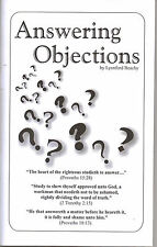 Answering Objections for the Trinity Doctrine~Lynnford Beachy~Adventist Book~SDA