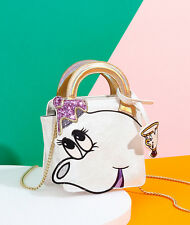Disney Danielle Nicole Beauty and The Beast Mrs Potts Chip Crossbody Bag Purse
