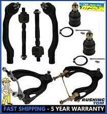 93-97 Honda Civic Del Sol 8 PC Suspension Kit Control Arm Tie Rod End Ball Joint