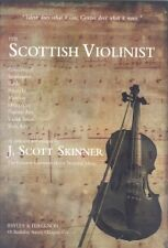 Violín Violinista Scott-Skinner escocés