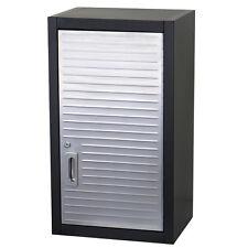 Seville HD 1 Door Wall Cabinet Heavy duty Wall Mounted Cabinet Garage Storage