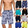 Men's Swimming Board Shorts Quick Dry Swim Running Shorts Trunk Swimwear Beach A