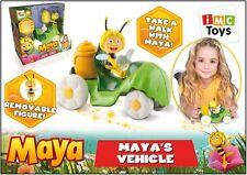 IMC Toys Maya The Bee Vehicle with Maya Figure & Honey Pot