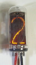 Lot of 1 pc IN-18 Large Nixie Tube for Clock New Tested