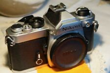 Nikon FM Camera no issus, works / looks great