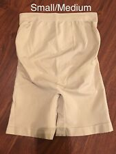 Maternity SMALL/MEDIUM Support Under Shorts EUC - USA SELLER FAST FREE SHIPPING!