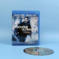 The Bourne Ultimatum - Blu-Ray + DVD - Bilingual Bluray - GUARANTEED