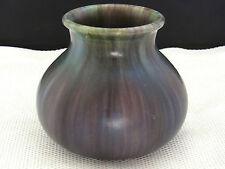 Eine schöne kleine Keramikvase ca.um1920 Mutz W Altona Überlauftechnik