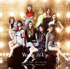 TWICE Wake Me Up First Press Regular Edition CD Trading Card Japan WPCL-12871