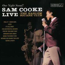 SAM COOKE LIVE AT THE HARLEM SQUARE CLUB LP VINYL 33RPM NEW