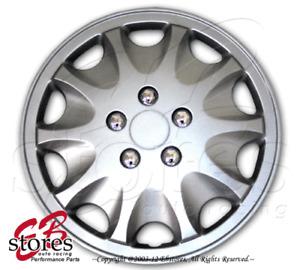 "15 inch Hubcap Wheel Rim Skin Cover Hub caps (15"" Inches Style#028A) 4pcs Set"