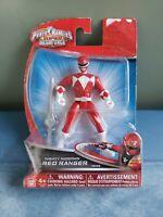 Power Rangers Super Megaforce Mighty Morphin Red Ranger   NIP