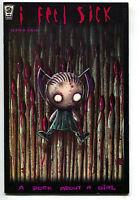 I Feel Sick 1 Slave Labor Graphics 1999 NM- Filler Bunny Invader Zim 1st Print
