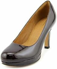 Clarks Women's Synthetic Leather Heels