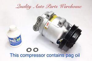 2004-2006 Pontiac GTO USA Remanufactured A/C Compressor W/1 year warranty