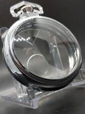Display Salesman 18s SP Pocket Watch CASE for Railroad,Lever Set,or Stem Set