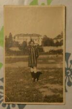 Foto Fussball 1924 Lousanne Schweiz Sport Fussballer Y8