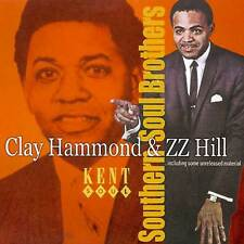 Clay Hammond/Z Z Hill - Southern Soul Brothers (CDKEND 188)