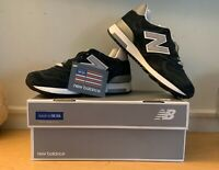 New in Box J Crew X New Balance Made In USA M1400NV Navy Silver Men's Size 6