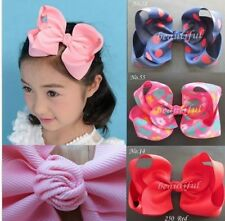 """clip 8 Styles 492 No. 108 Good Girl custom new 2.5//2.75/"""" Boutique Hair Bow"""
