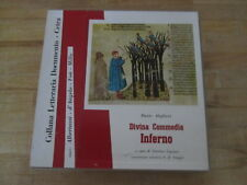 Dante - Divina Commedia - Inferno - Italian 6XLP Boxset Cetra - Spoken Word