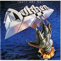 *NEW* CD Album Dokken : Tooth & Nail   (Mini LP Style Card Case)