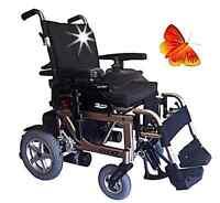 Elektrorollstuhl Vivio 6 km/h E-Rollstuhl Elektro-Rollstuhl faltbar