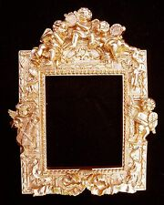 Baroque/Rococo picture frame- #6. Antique reproduction. Gold or white.