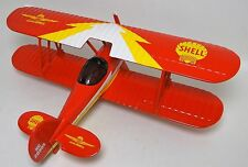 Aircraft Airplane Military Model Diecast Armor WW1 Vintage 1 48 Carousel Red