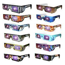 Holographic Wild Eyes Animal 3D Glasses Set of 12 - Folded & Sleeved