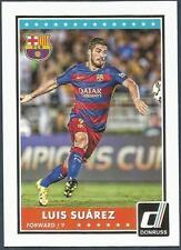 PANINI AMERICA-DONRUSS 2015- #070-FC BARCELONA-LUIS SUAREZ