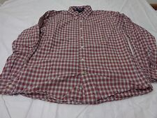 Vintage Tommy Hilfiger Heritage Poplin button down Men's Shirt Size Large