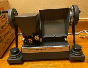Argus Mansfield Reporter No 650 8mm Action Editor